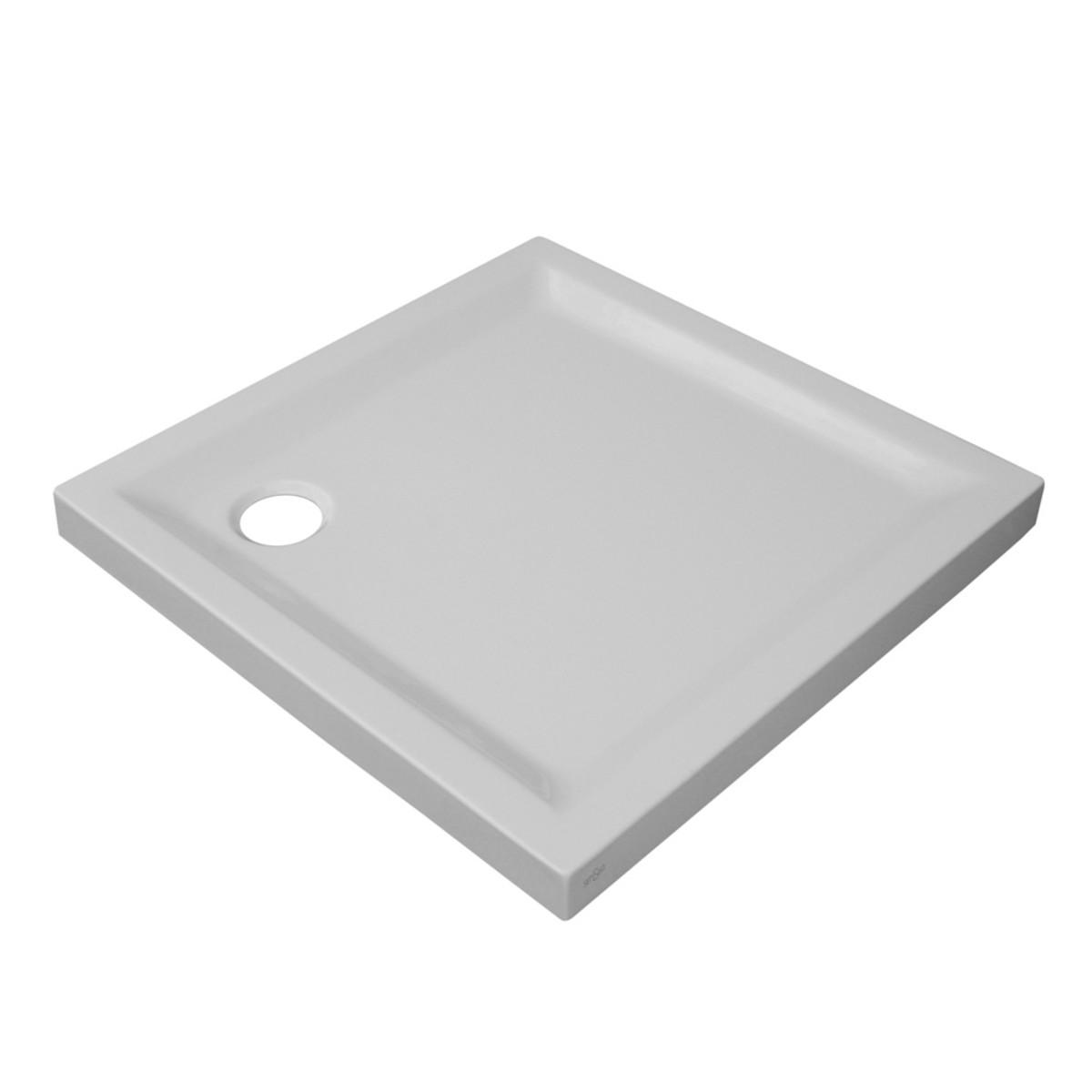 Piatto doccia 80x90 cm prezzo e offerte sottocosto for Leroy merlin piatto doccia