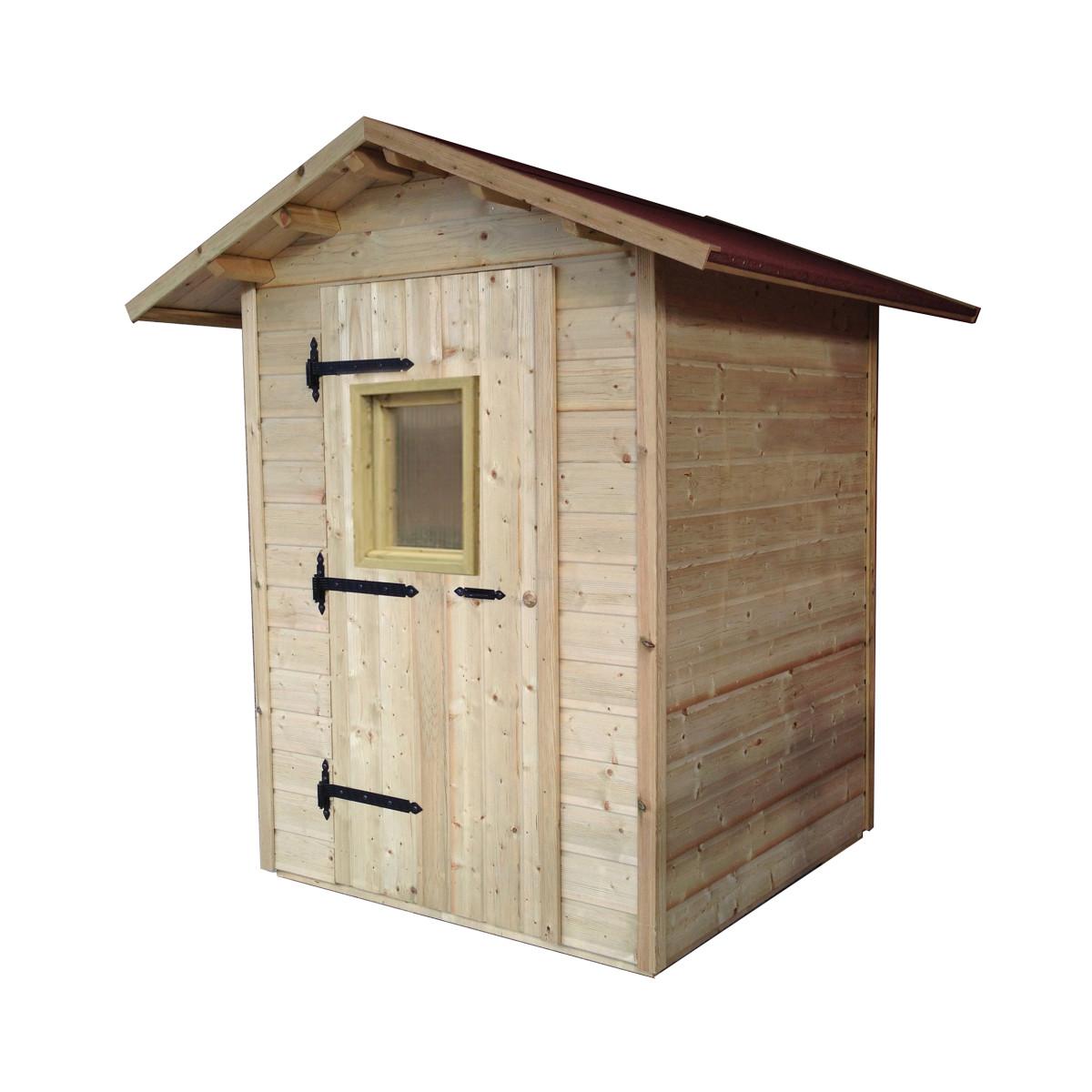 Casetta legno a pannelli per ricovero attrezzi prezzo e for Casetta in legno prezzo