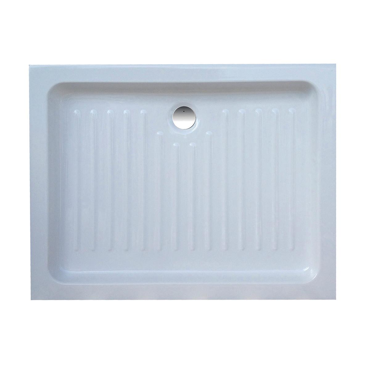 Piatto doccia 90x100 cm prezzo e offerte sottocosto for Leroy merlin piatto doccia