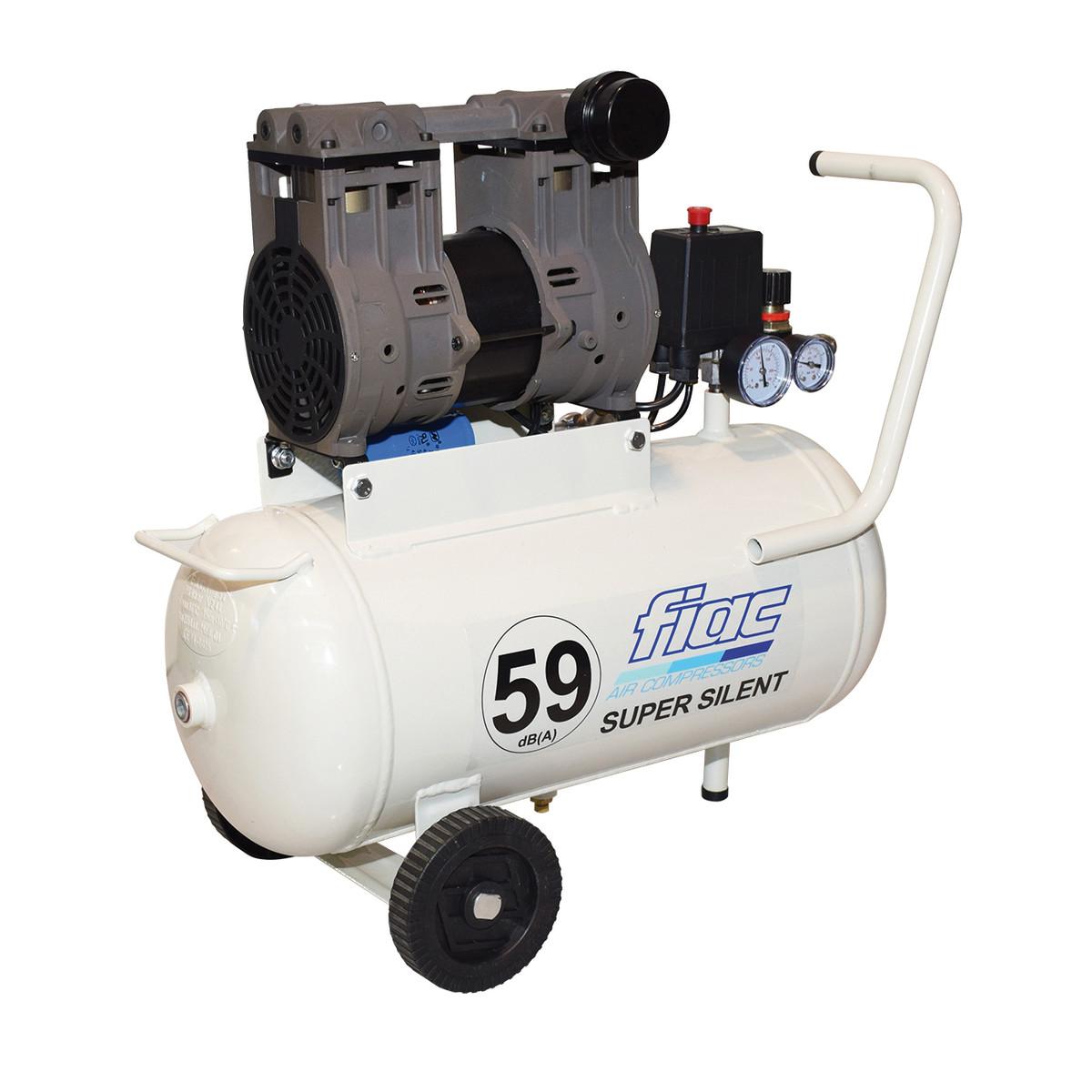 Fiac compressore silenziato prezzo e offerte sottocosto for Motore tapparelle leroy merlin