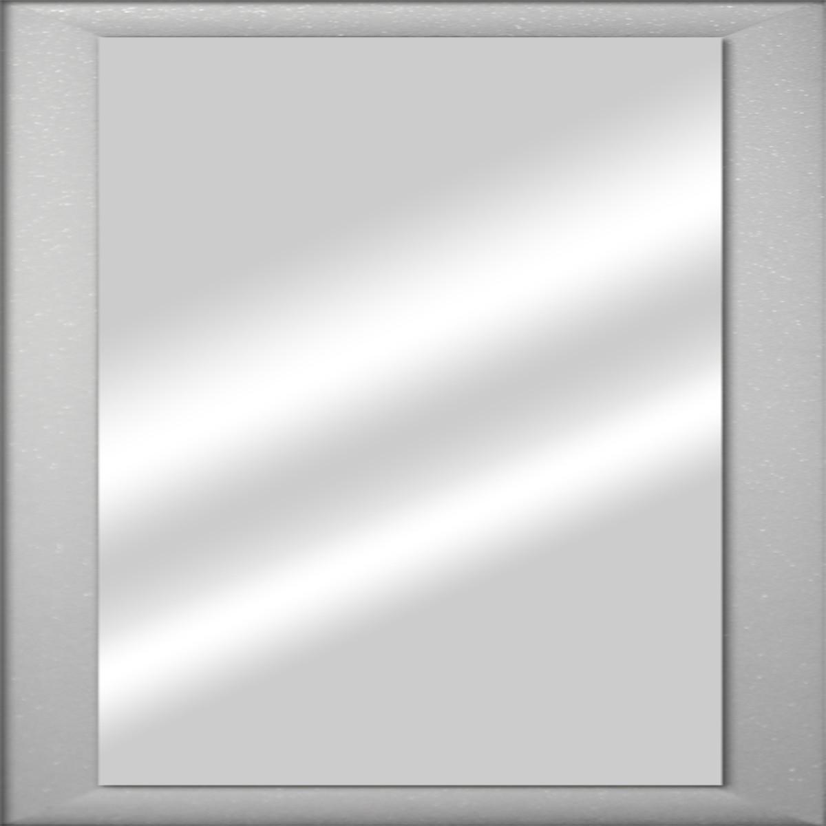 Specchio molato telaio inox varie forme speci prezzo e - Specchio leroy merlin ...