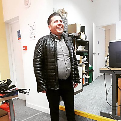 We love it when ex-volunteers pop in to see us! We had to say goodbye to Zayd in August when he gained an apprenticeship as a multi-skilled operative with @harrogateboroughcouncil . We were sad to let him go but are over the moon we were able to help him secure his apprenticeship!