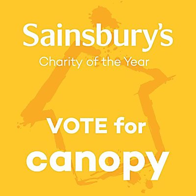 PLEASE VOTE FOR US, Sainsbury's charity of the year! Stores: North lane Local, Headingley and Middleton Park Local. Link in bio