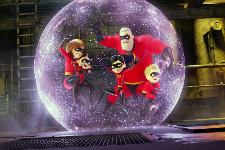 Image for Incredibles 2
