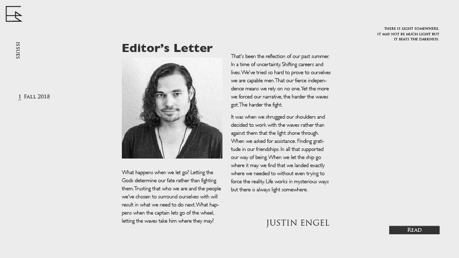 Letter41 Web Header