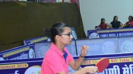CBSE CLUSTER XIV TABLE TENNIS 2018-19