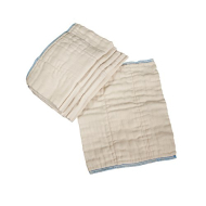 OsoCozy Regular Unbleached Indian Cotton Prefold
