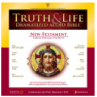 The Truth and Life Dramatized Audio Bible New Testament (Audio Talk on CD)
