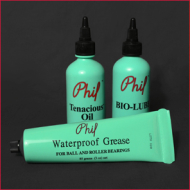 Phil Wood Waterproof Grease 3oz. Tube ea