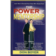 The Power of Mentorship (book) by Don Boyer