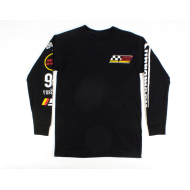 Supremacy Scuderia Long Sleeve T-Shirt - Black