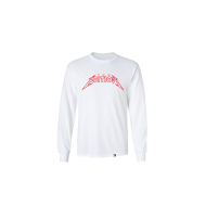 TE TOUR WHT LONG SLEEVE