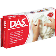 DAS AIR DRY CLAY WHITE 2.2LB
