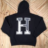 Higher Learning Hoody Black