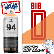 MTN 94 Spray Paint - Spectro Haze Orange