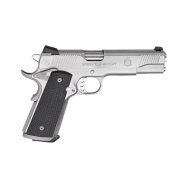 "SPRINGFIELD TRP 1911-A1 .45 5"" STAINLESS STEEL WITH NIGHT SIGHTS"