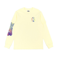 BBC End of Days Long Sleeve Pastel Yellow