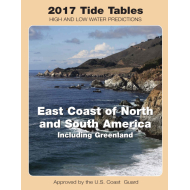 Tide Tables 2017 East Coast North & South America