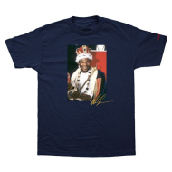 Deadline King Tyson T-Shirt - Navy