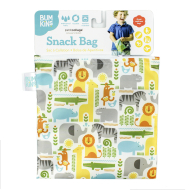Bumkins Petit Collage Large Reusable Snack Bag
