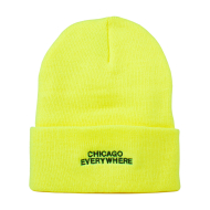 Jugrnaut x Thinsulate Double Side Beanie Neon