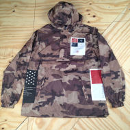 Blood Chit Pullover Jacket Camo