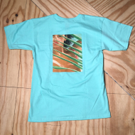Penthouse Palm Tee Mint