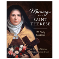 Mornings with Saint Therese (hardcover)