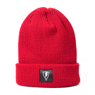 Jugrnaut OG Shield Beanie Red