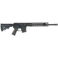 "LWRC DI RIFLE 556NATO BLACK 16""  10RD BLK CALIFORNIA COMPLIANT"
