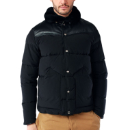 PENFIELD ROCKWOOL PLAID JACKET BLACK