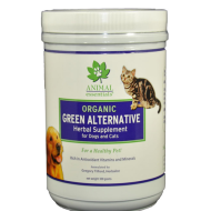 ANIMAL ESSENTIALS ORGANIC GREEN ALTERNITIVE