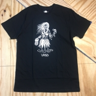 Luau Lady T-Shirt Black