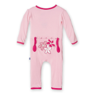 Kickee Pants Applique Coverall Lotus Desert Flower