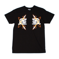 BBC BB Kings Head Tee Black