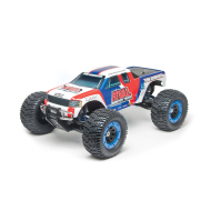 20510 associated Rival  monster truck