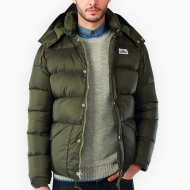 PENFIELD BOWER BRIDGE DOWN JACKET OLIVE