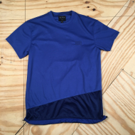 TECH SHIRT BLUE MD