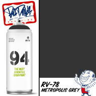 MTN 94 Spray Paint - Metropolis Grey RV-78