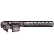 "Spike's Tactical, Spider Lower/Upper Set, 223 Rem/556NATO, Sandbox Finish, 12"" BAR Rail"