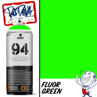 MTN 94 Spray Paint - Fluor Green