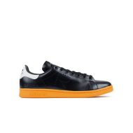 RAF SIMONS STAN SMITH - BLACK/BRIGHT ORANGE