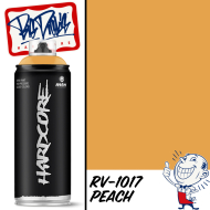 MTN Hardcore 2 Spray Paint - Peach RV-1017