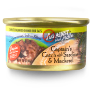 AGAINST THE GRAIN CAPTAINS CATCH WITH SARDINE & MACKEREL