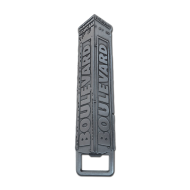 Smokestack Paddle Bottle Opener