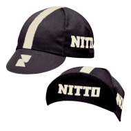Nitto Cycling Cap Black