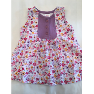 Zutano Darling Dress Violetta