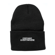 Jugrnaut x Thinsulate Double Side Beanie Black