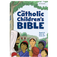The Catholic Children's Bible (hardcover) - Good News Translation