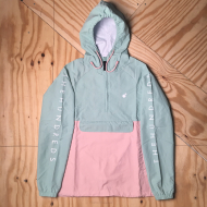 Dell Jacket Pale Turquoise